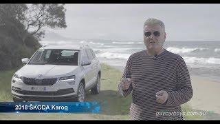 Skoda Karoq launched in beautiful Australian countryside