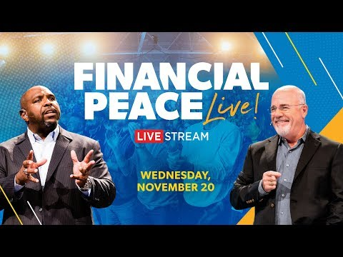 Financial Peace (🔴 Live): Baby Step 2 Explained
