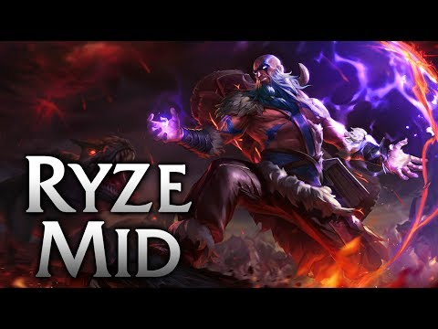 Tribal Ryze Mid - League of Legends Commentary