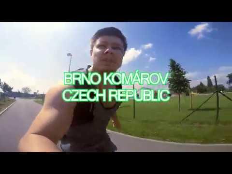 Brno Komárov   Skatepark, workout and Avion workout