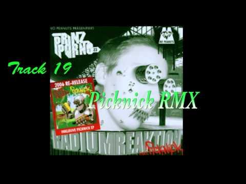 Prinz Pi aka Prinz Porno - Picknick RMX (Radiumreaktion) Track 19