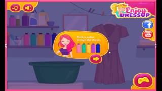 Diy Grandmas Dress Refashion Cartoon Video Game For Girls