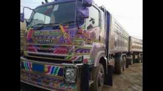 Repeat youtube video สิงห์รถบรรทุกแห่งประเทศไทย