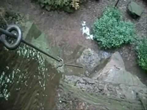 Klettersteig Odenwald : Schuhtest mammut mamook gtx klettersteig klettern in heubach im
