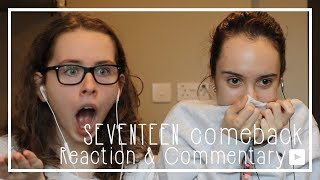 SEVENTEEN comeback | Reaction & Commentary