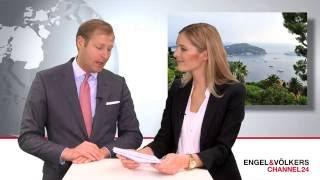 Exklusivste Wohnlagen der Welt: Engel & Völkers Interview mit Co-CEO Sven Odia