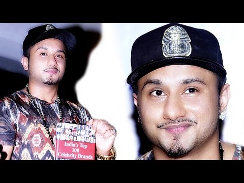 Yo Yo Honey Singh Unveils The Book - Top 100 Celebrity Brands