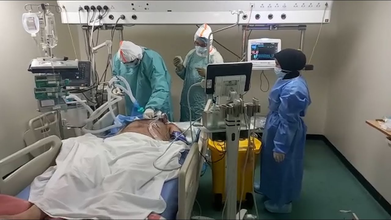 لبنان   وضع مخيف في طوارىء المستشفيات   ونداء عاجل من ممرضة عبر -اخبار الا?ن-  - 16:01-2021 / 1 / 20
