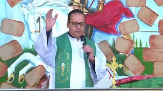 Santa Missa - 05.10.17