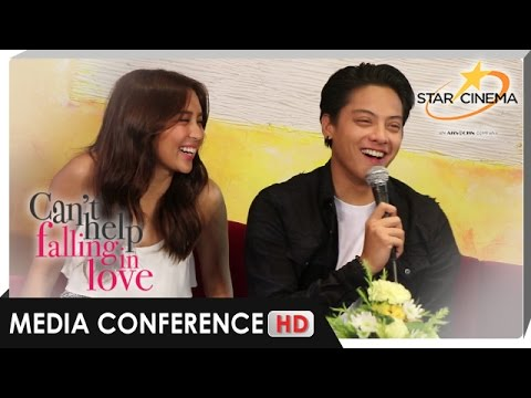 [FULL] Digital Media Conference of 'Can't Help Falling In Love' | Kathryn Bernardo & Daniel Padilla