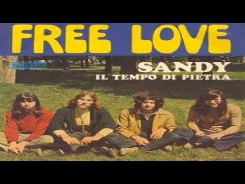 Free Love ♫ il Tempo Di Pietra (Italy 1970)