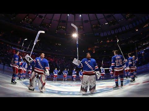 Blueshirts Opening Night Introductions | New York Rangers | MSG Networks