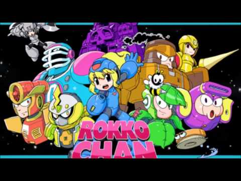 Rokko Chan: Jet Man Stage (Arranged)