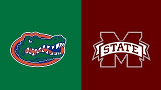 Week 5 2018 Florida at #23 Mississippi State Full Game Highlights