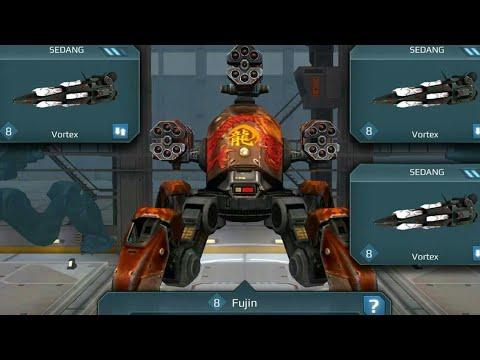 War Robots Test Server 3.4.0 [Latest] NEW Weapons VORTEX Slot Medium
