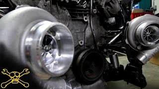 Nissan GTR Formula Drift Build for Robbie Nishida