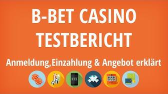 b-Bets Casino Testbericht: Anmeldung & Einzahlung erklärt [4K]