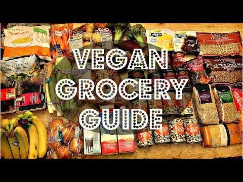 VEGAN GROCERY GUIDE | Cheap Lazy Vegan