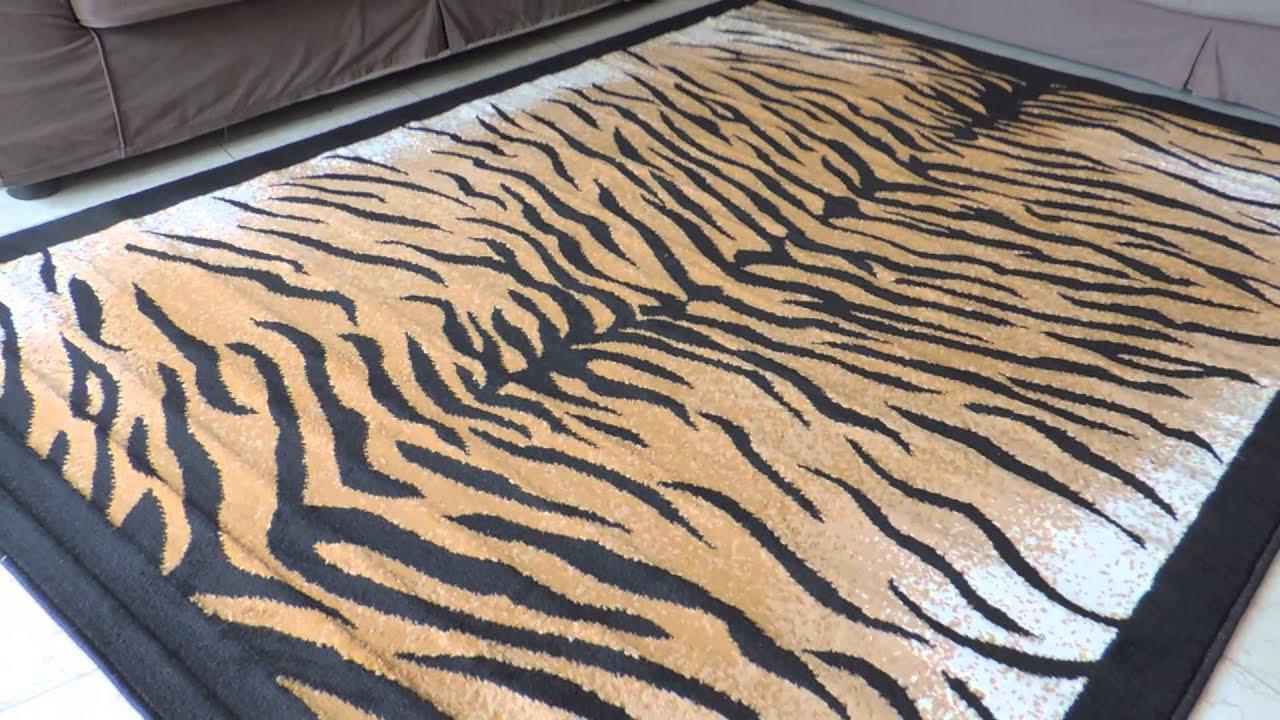 tapijt met motief zebra of zebraprint youtube
