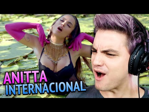 Thumbnail: ANITTA VIROU UM ANIMAL?! Reagindo a Is That For Me