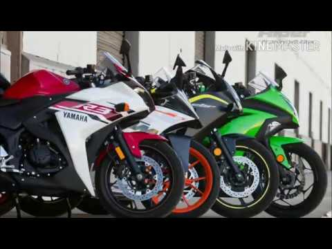 Yamaha R3 Vs Ktm Rc 390 Vs Honda Cbr 300 Vs Kawasaki Ninja 300 Top