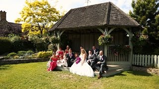Cooling Castle Barn Wedding Highlights, Rochester, Kent