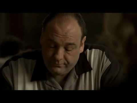 The Sopranos Finale: Final Scene