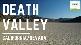 Ep. 77: Death Valley National Park | California & Nevada RV travel camping