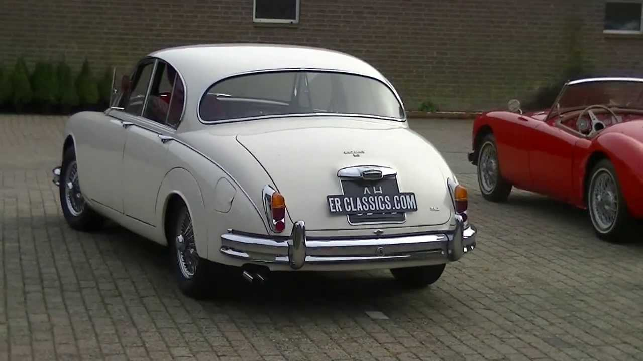 Jaguar mk2 1961 overdrive video for Jaguar house music