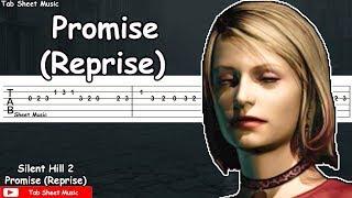 Silent Hill 2 Promise Reprise Guitar Tutorial