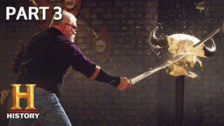 Forged in Fire: Finalists FIGHT ON in the Second Chance Tournament (Part 3) (Season 8) | History