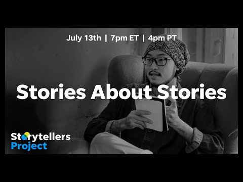 Stories about Stories | 10th Anniversary show!  Storytellers Project | USA TODAY Network