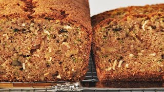 Gambar cover Zucchini Bread (Classic Version) - Joyofbaking.com