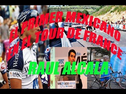 Primer mexicano ciclista en el Tour de Francia