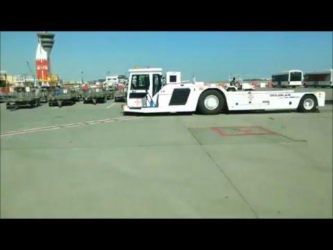 Gulf Air 941 BAH-LCA Trip report