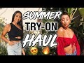 SUMMER TRY-ON HAUL! | Ronni Rae