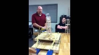 Balsa Wood Water Tower - Level 1
