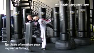 CKB - Avance del nuevo Video Manual Técnico de Fitness de Combate (Boom - P.O.D)