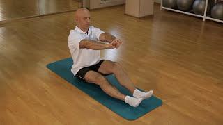 Лечебная суставная гимнастика(Вы уже давно не можете высоко поднять руку, сесть на корточки и делаете наклоны с трудом? При этом боли в..., 2014-09-05T10:26:35.000Z)
