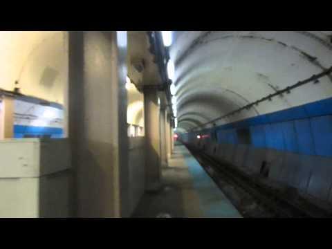 The Abandoned Washington/State CTA Station
