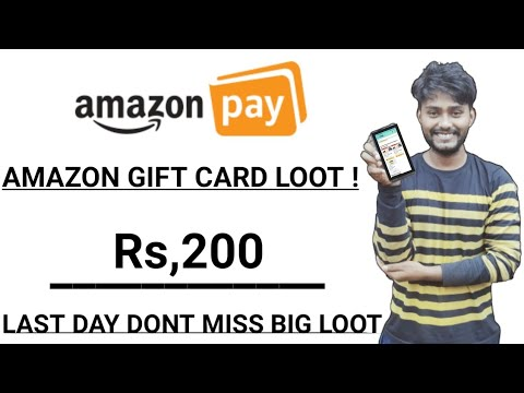 🛑Last Day Offers Today | Amazon Gift Card Free ₹200 | Hidden Official Loot