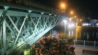 Du ca Sài Gòn CLB Guitar cuối tuần ở Cầu Mống