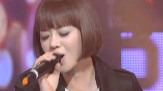 Typhoon - Love will be missed (타이푼 - 그리울사랑) @ SBS Inkigayo 인기가요 090111