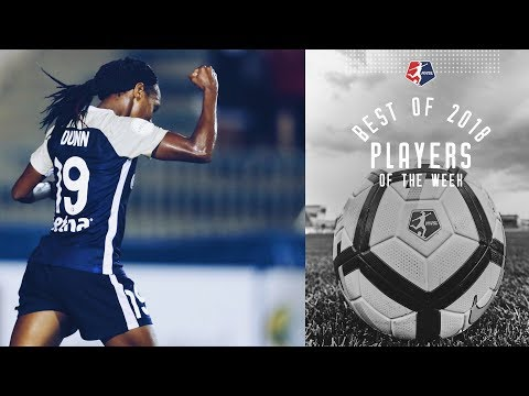 2018 NWSL Players of the Week