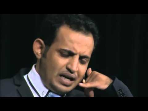 2015 World Champion: 'The Power of Words' Mohammed Qahtani, Toastmasters International