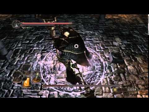 Velstadt VS Velstadt - Boss Fight - Dark Souls 2