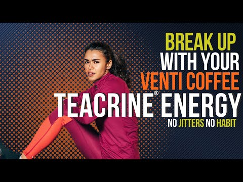 TeaCrine - The Non-Habituating, No-Jitters Energy Source from Compound Solutions