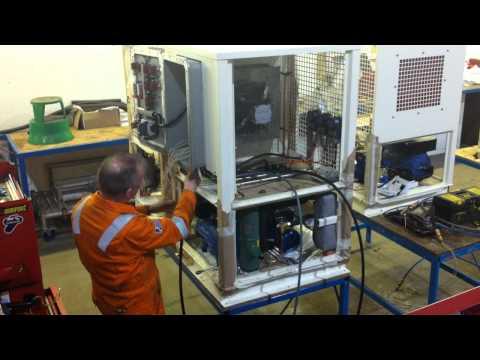 HVAC & Refrigeration Engineering - Kuwait Chiller Challenge