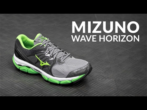 mizuno or asics running shoe watch