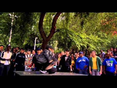 Баттл Лося в парке OST Шаг вперед 3D